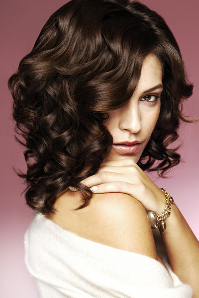 Frisuren Schulterlange Locken Modische Lange Frisuren